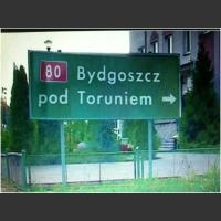 Bydgoszcz pod Toruniem :D
