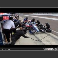 Google Glass i Indy Car