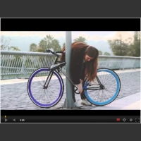 Rower, którego nie da się